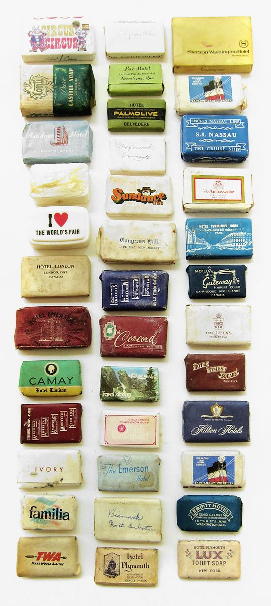 Soap collection