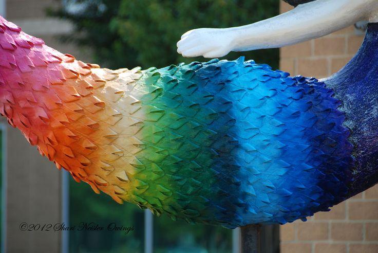 norfolk va rainbow mermaid every color of the pinterest