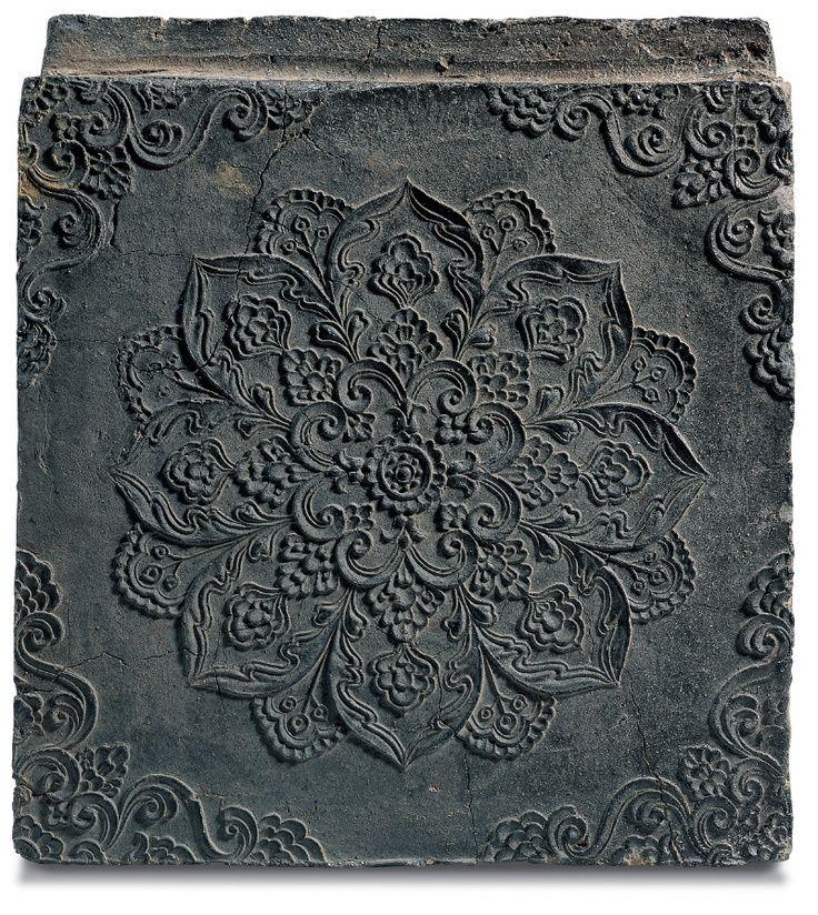 Batik Stamp.  .  .