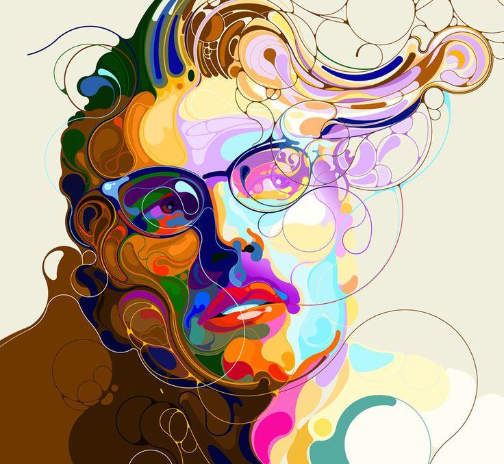 Martín Satí graphic workshop. Art direction + Graphic Design + Illustration