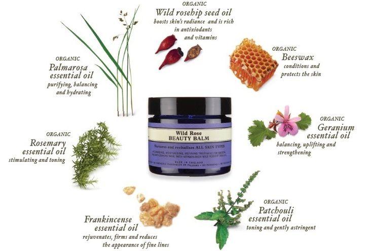 Wild Rose Beauty Balm, wonder ways to heal your skin!