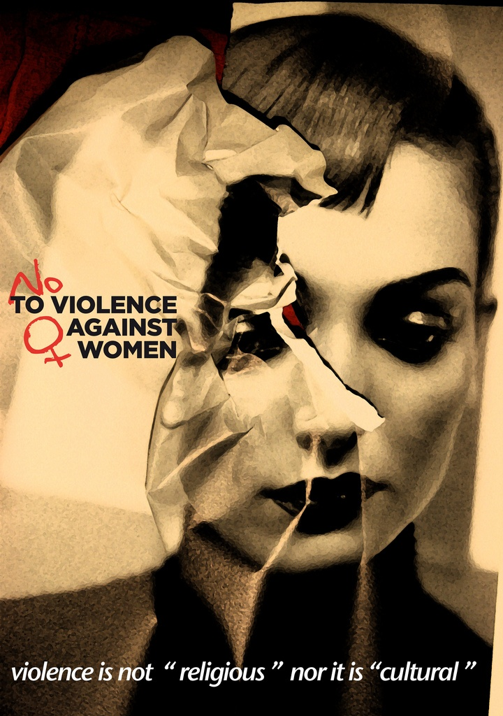 Violencia De Género / Domestic Violence / No To Violence Against Women / No A La Violencia Contra Las Mujeres ♀