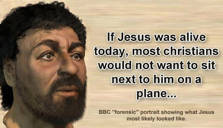 Image result for republicans not sit next to jesus