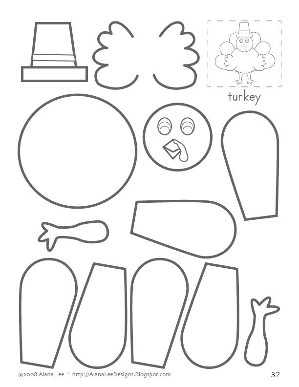 Thanksgiving 2008 coloring pages | 792x612