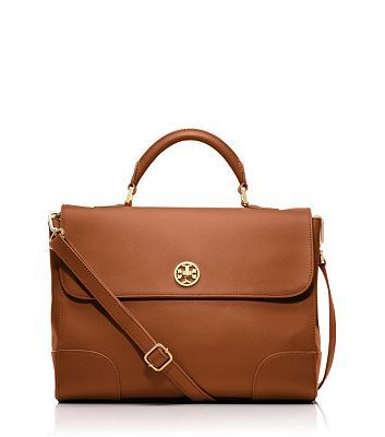 A fashionable work satchel that could easily double as a casual day bag