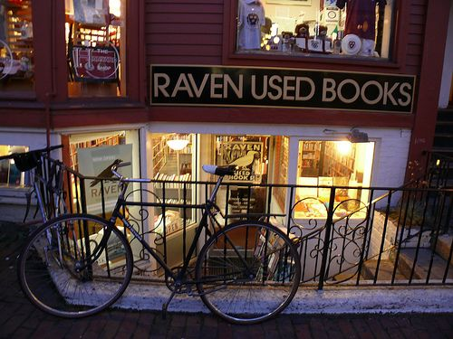 Raven Used Books