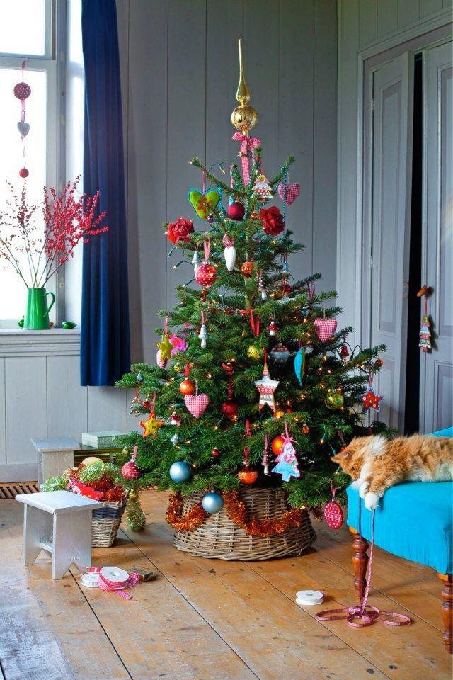 MAZZWonen-- #Inspiratie #Decoratie #Styling #Kerstboom #Kerstmis #Christmas #Home #DIY