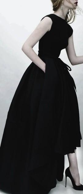black dress 2014 - Fashion Jot- Latest Trends of Fashion