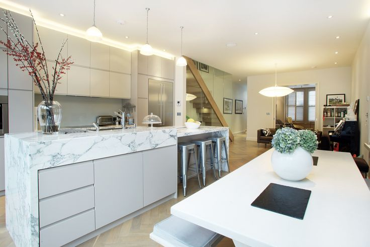 Image Result For Open Plan Kitchen Living Room Terraced House