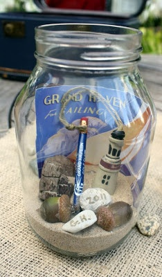 Trucks And Bubbles: Keep 2013 Memories in a Jar