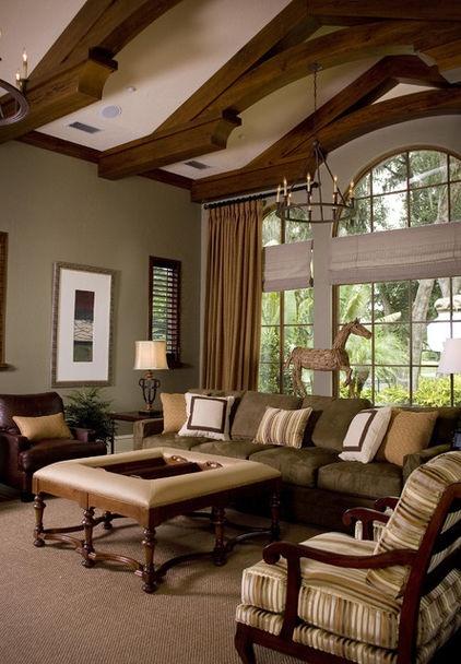 Delicieux Greige Living Room