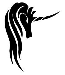 Unicorn tattoo for Sherri