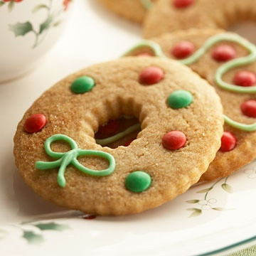 Cute and simple Christmas Cookies