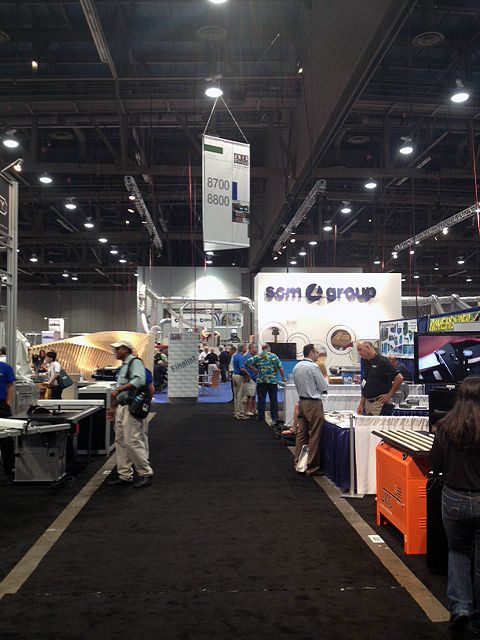 of #Woodworking and #Furnishings Suppliers Fair in Las Vegas