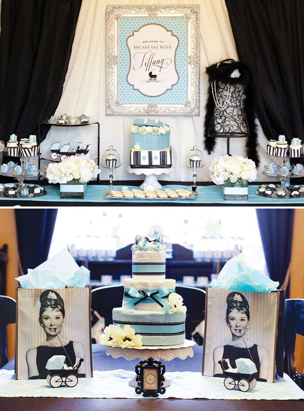 This is for a baby shaper but I think it would make a great teen girl party too!