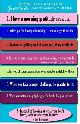 gratitude, grateful, give thanks
