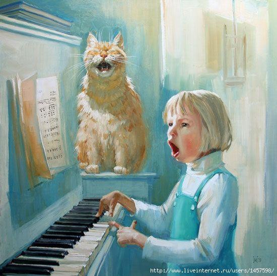 Duet. By Maria Pavlova
