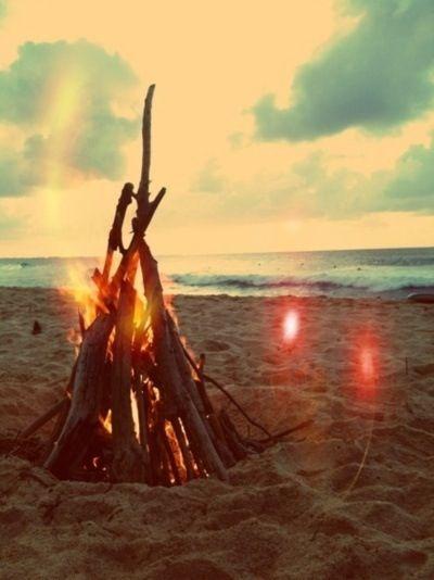 Hoguera de Verano #fire #summer