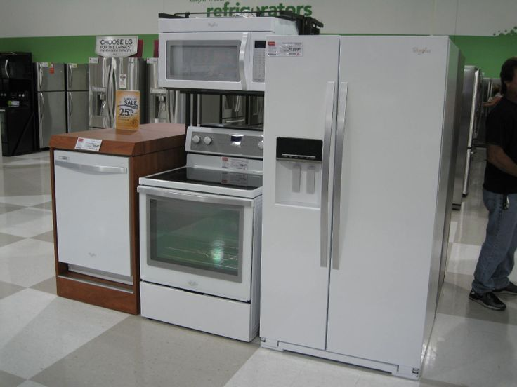 Appliance / Whirlpool White Ice
