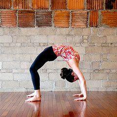 Strike a Yoga Pose: Wheel