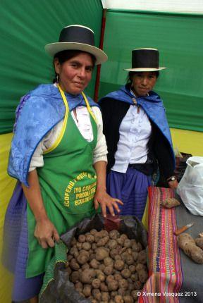 Bondens marked i Lima, PERU | Kilde: Yo Compro en el Mercado de Productores