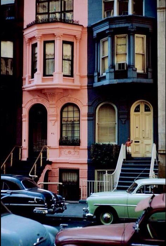 Retro NY...50's...Those were the days . . .