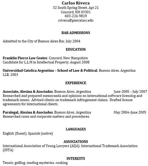great sample resume samples pinterest