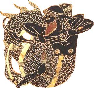 telquines mitologia griega
