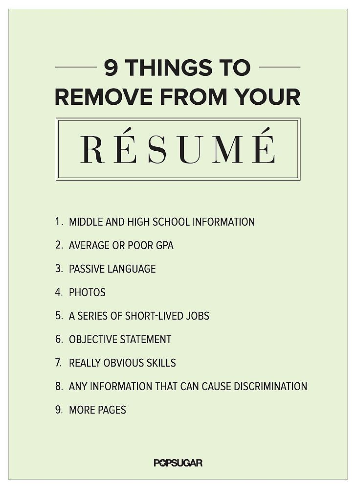 writing your first resume 10 things you must how to write job resume