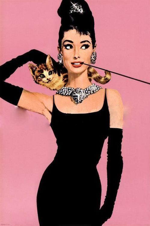 I love Audrey Hepburn <3