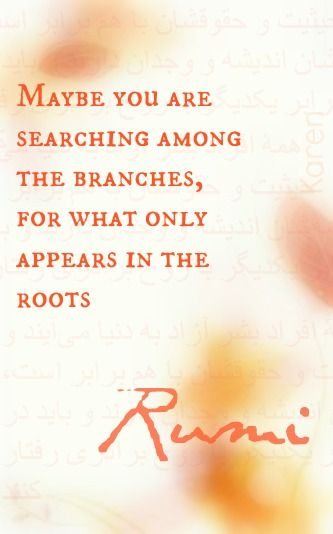 Rumi Love and Ecstasy Poems - Homestead