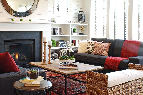 great tips and ideas for arranging furniture in a living room | design: Judith Balis Interiors