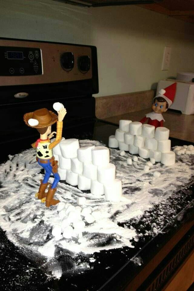 Must DO!! ELF on a shelf