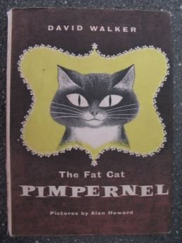 The Fat Cat Pimpernel Pictures by Alan Howard
