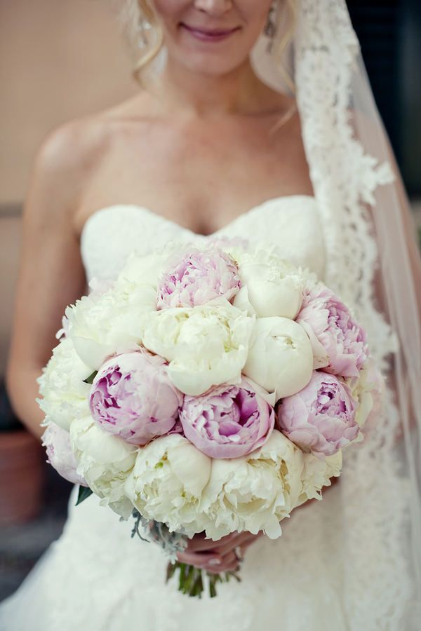 Peonies. I love this light purple color