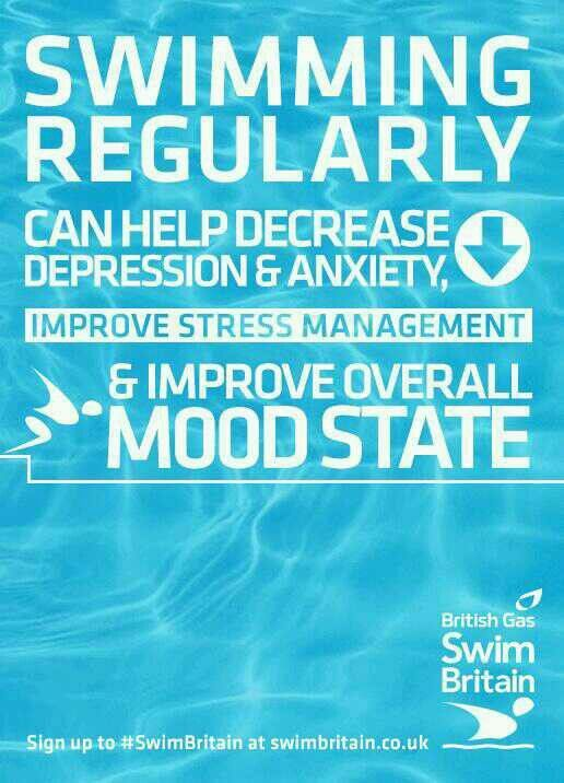 so it all makes sense now!!! Why we swim :)... and also because your too exhausted for stress