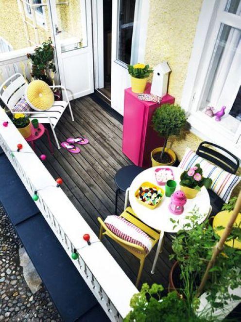 Balcone piccolo 20 idee per arredare guida giardino for Ristrutturare un giardino