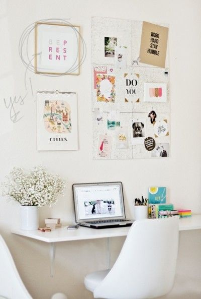 Office color scheme/message board