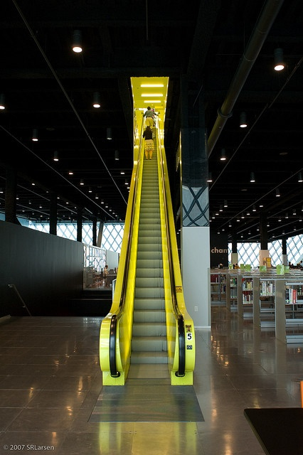Seattle Public Library, Rem Koolhaas