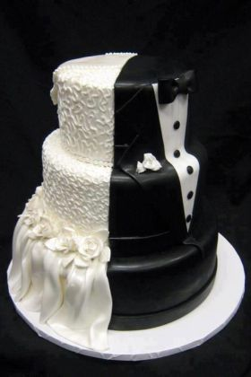It should be exactly as you want because   It s Your Party   Unique     Unusual Wedding cake