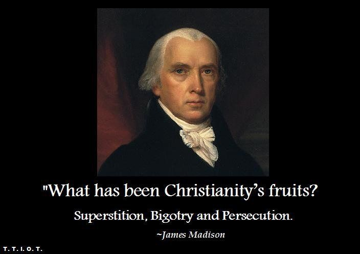 Quotes From Founding Fathers Atheist QuotesGram