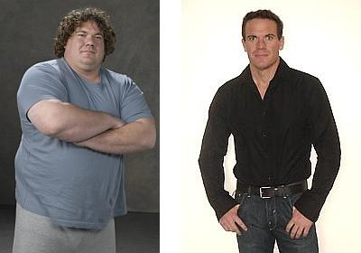 Biggest Loser season 2 winner Matt Hoover lost 182 lbs