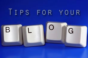 tips for your blog