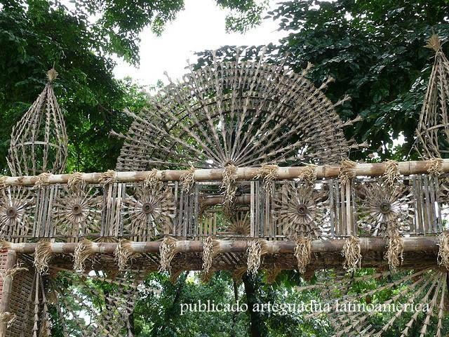 bamboo garden bridge Beauty of the Bamboo Bridge | Bamboo Suppliers of Ireland