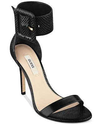 Guess Odeum Two Piece Sandals