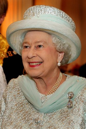 Her smile brings joy to my heart. Long live the Queen! Reception at Mansion House