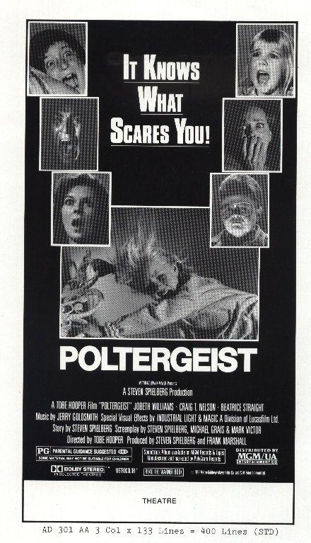 Poltergeist!!
