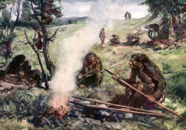 A small group of Neanderthal skeletons have been found at a dig site in Spain. The bones, which are about 49,000 years old, all have human teeth marks on them – which points pretty conclusively to cannibalism. It seems from the evidence that the group of twelve – six adults, three teenagers, two children, and an infant – were a family that was attacked and eaten by another party of Neanderthals, after taking shelter in a cave.