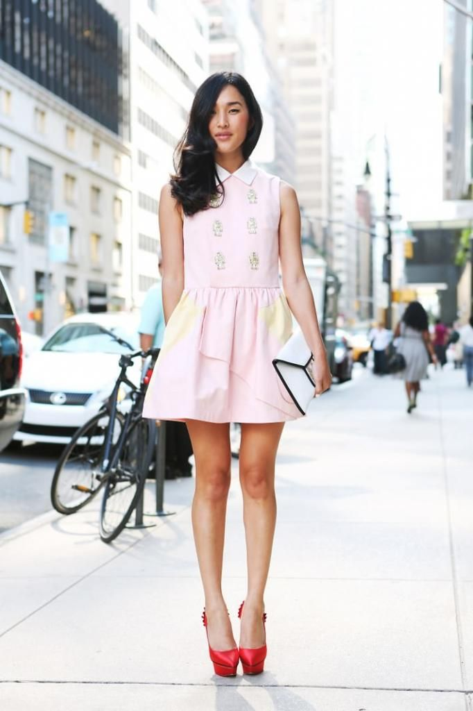 Nicole Warne Australian Fashionista