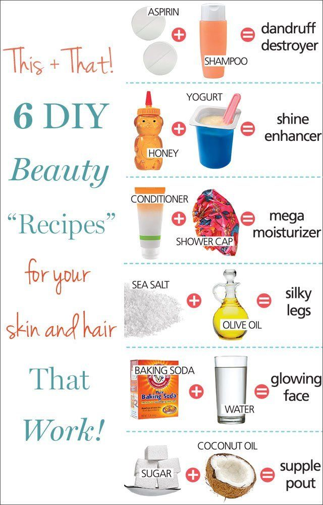 6 Genius DIY Beauty Solutions | DIY  Crafts